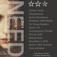 Review: Need by Joelle Charbonneau