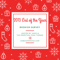 2015 End of the Year Bookish Survey