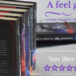 Stars Above By Marissa Meyer - This book was simply fun, a feel good story that gave me the closure I needed! - unboundpages.com