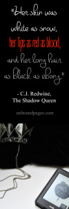Download you free Shadow Queen bookmark! - unboundpages.com