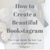 How to Create a Beautiful Bookstagram (+Free List of Ideas!)