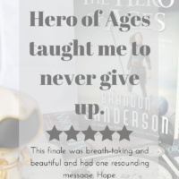 Hero of Ages by Brandon Sanderson Gave Me Hope