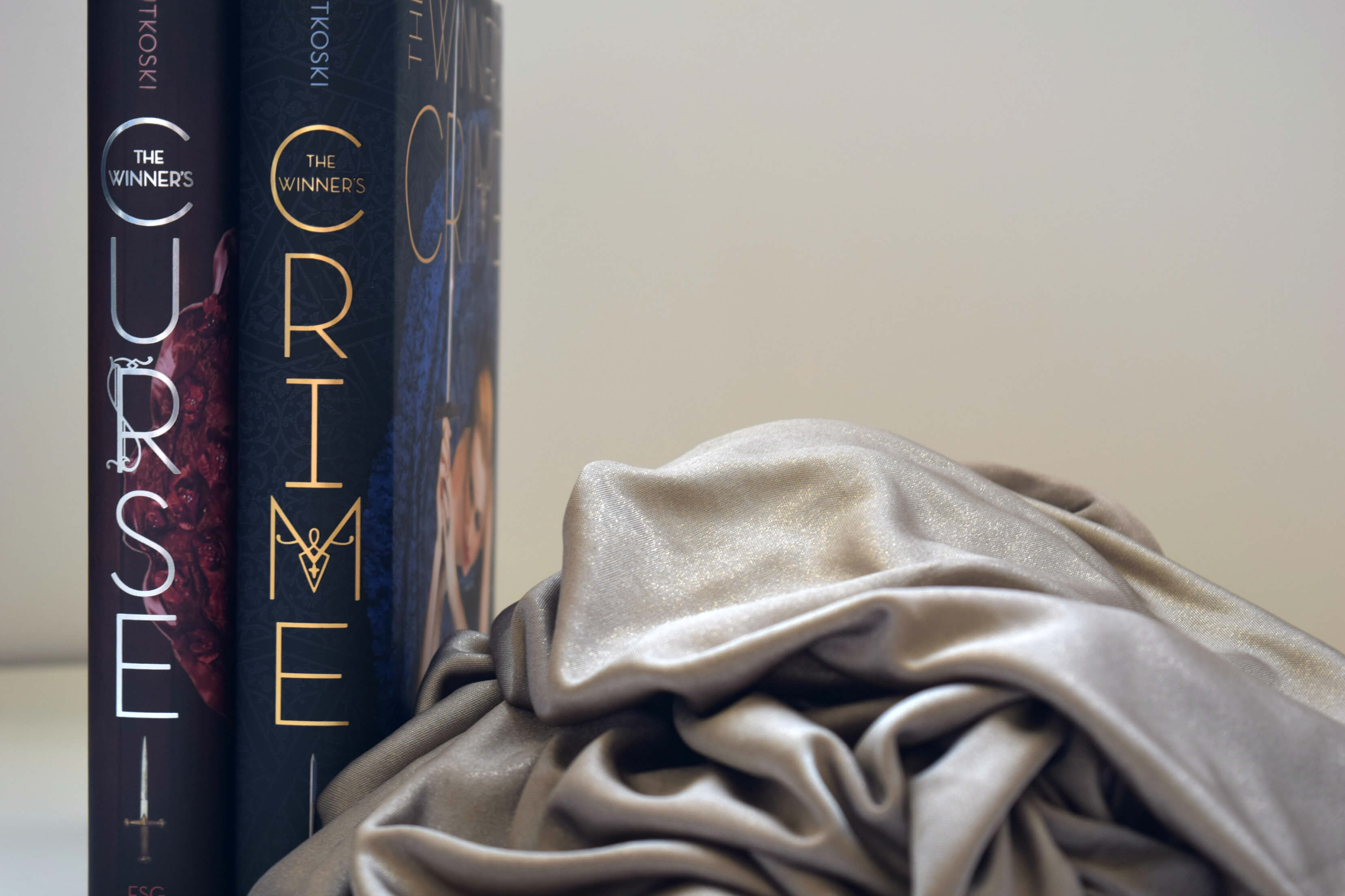 The Winner's Crime by Marie Rutkoski broke my feels. This YA fantasy has such a dangerous world that will leave you on the edge of your seat. Kestrel + Arin = <3 <3 <3