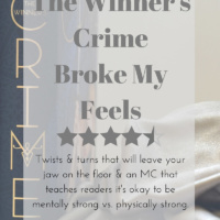 The Winner's Crime by Marie Rutkoski Broke My Feels