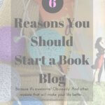 Thinking about starting a book blog? Here are 6 reasons why you should just do it. Come to the dark side - we have books here. - unboundpages.com