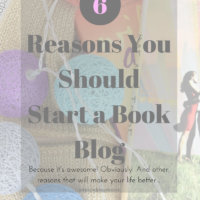 6 Reasons You Should Start a Book Blog