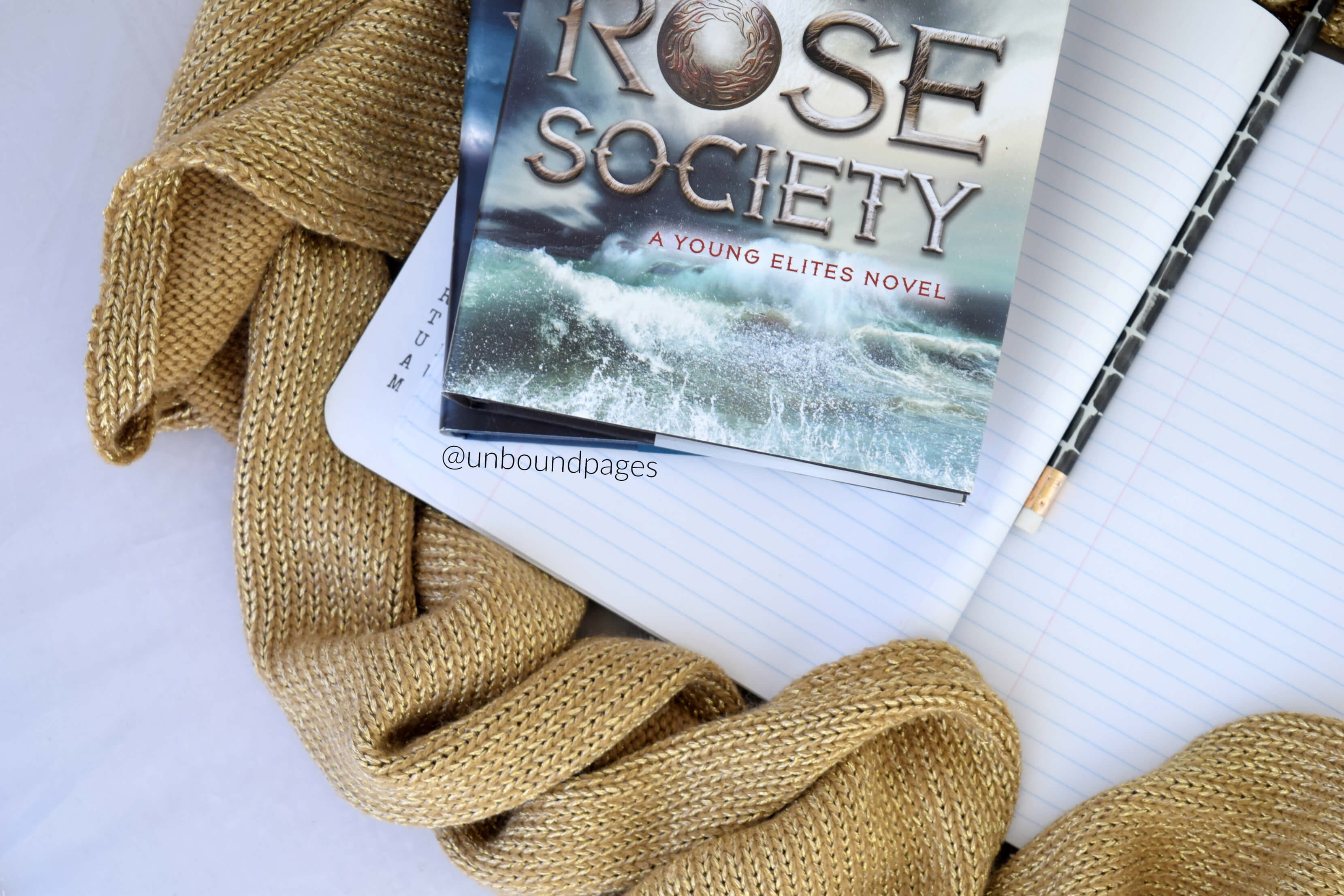 Rose Society & Midnight Star - Books to Read in 2017 - unboundpages.com