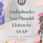 10 YA Audiobooks You Should Listen To - new to audio? I've got you covered with a list of 10 to start with! - unboundpages.com