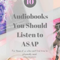 10 Audiobooks You Should Listen to ASAP