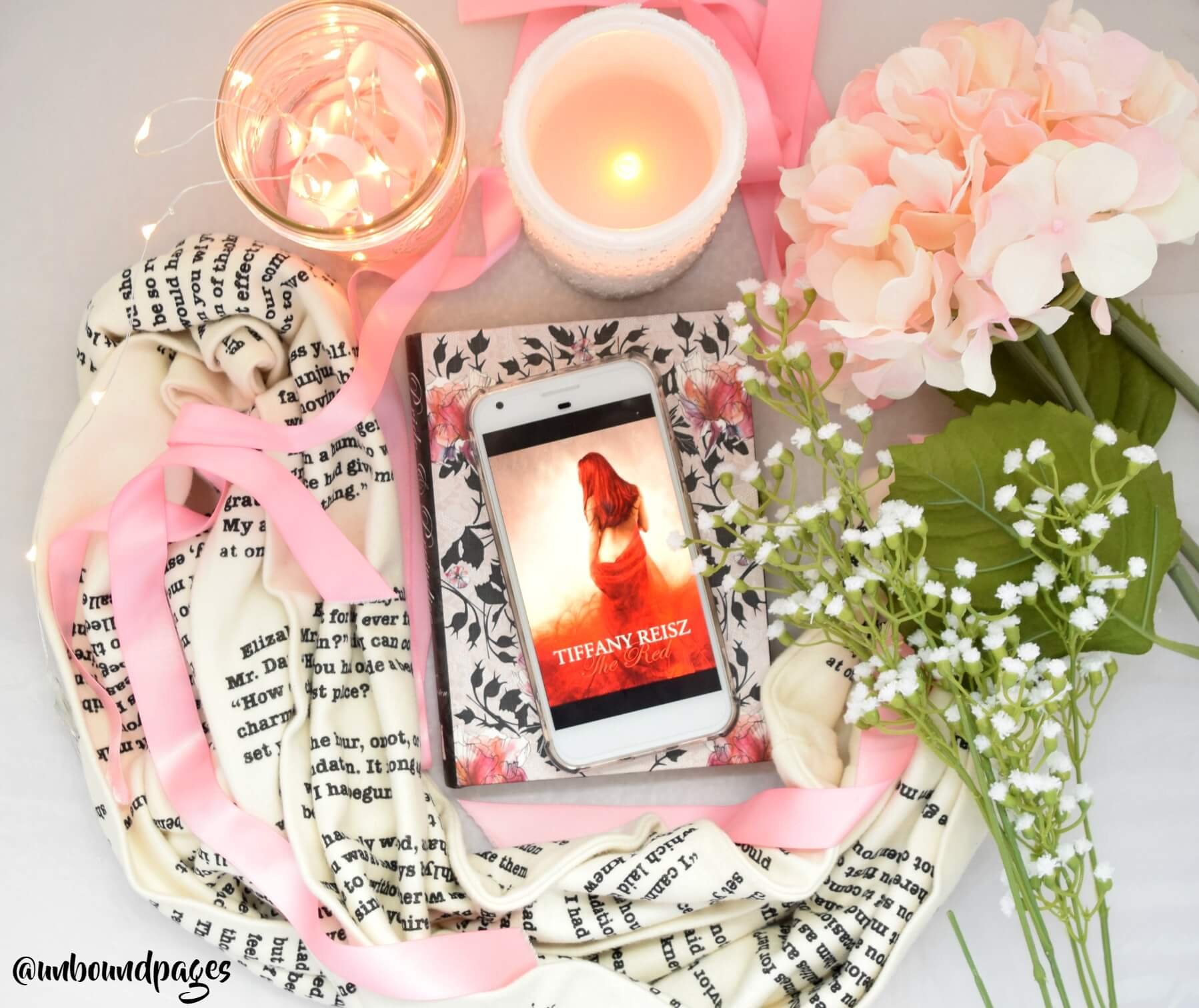The Red is steamy as hell in true Tiffany Reisz fashion - unboundpages.com